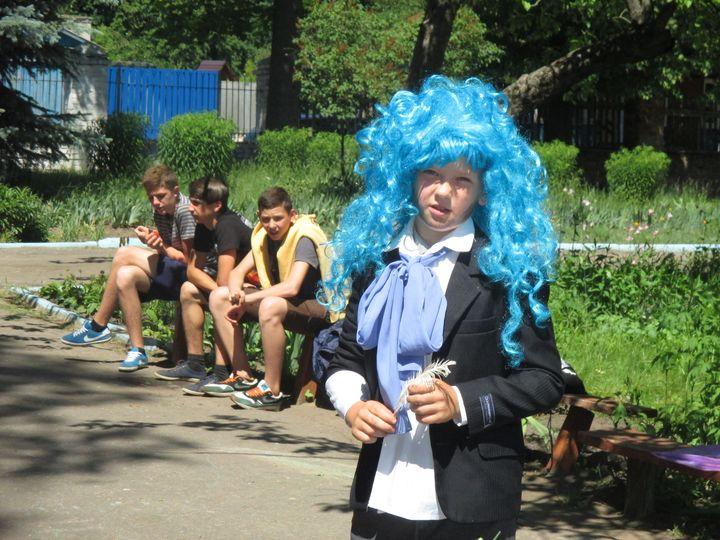 День Пушкина в ЛОУ1