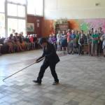 день защиты детей открытие лагеря