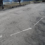 Площадка по правилам дорожного движения